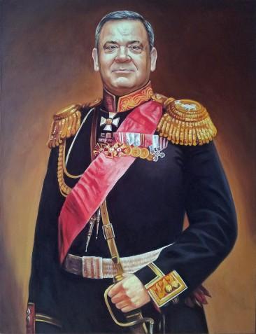 Где заказать портрет маслом в Владивостоке?