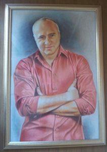 Портрет мужчине на заказ