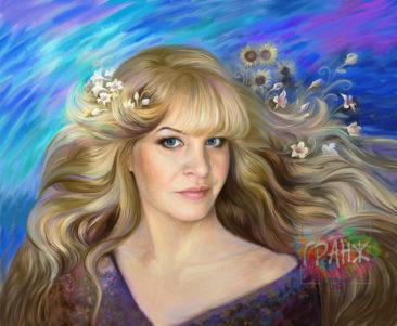 Заказать портрет по фото на холсте в Брянске