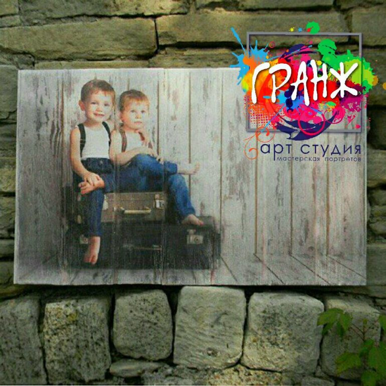 Картины на досках и портреты на дереве в стиле лофт в Владивостоке